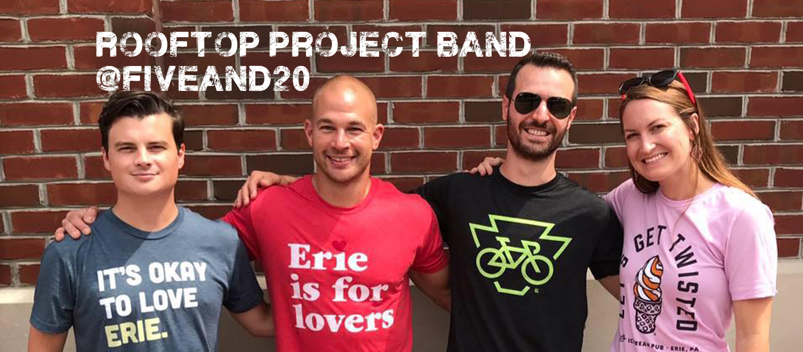 The Rooftop Project Band Sunday Sesh at Five & 20
